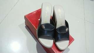 sendal sepatu hak murah high heels higheels original fladeo