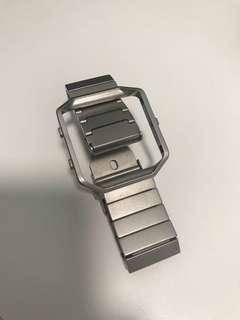 Fitbit Blaze Metal Strap