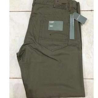 M.GEE ADRIANO 1423 Celana Panjang Pria Jumbo Size 40