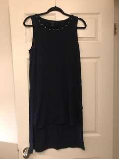 Navy Blue Dress Forever21