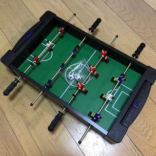 全新 桌上足球機 親子朋友新年遊戲