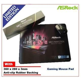 #Asrock Limited Edition Gaming Mouse Mat (360 X 280 X 3mm)#