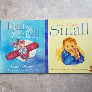 Story books - Tom & Small / Small