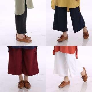 ARA FLARED PANTS palazzo pants araa seluar bottom