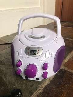 Brand New Karaoke Machine CD Player