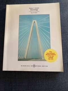 McGraw Hill Sociology Textbook
