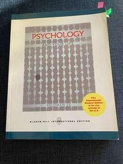 McGraw Hill Psychology Textbook