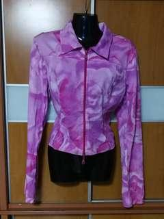 Flower elastic cotton Jacket (M/L)