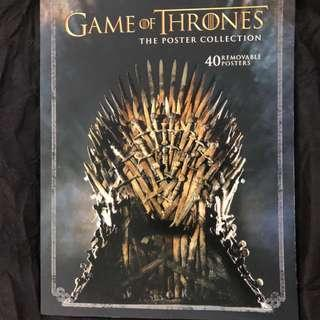 Game of Thrones: The Poster Collection (Vol. 1)