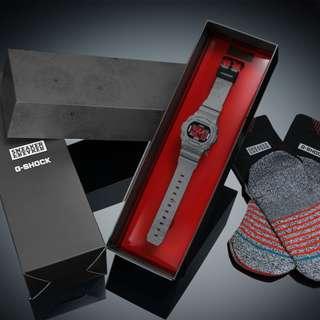 Sneaker Freaker x Stance x G-Shock DW5700SF
