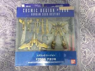 COSMIC REGION #7006 ORB-01 AKATSUKI 曉