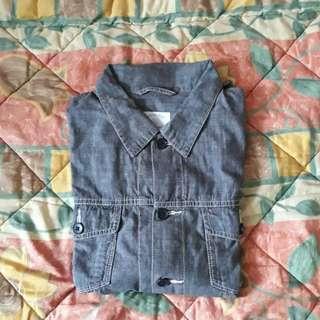 Trucker Jacket Chambray #onlinesale