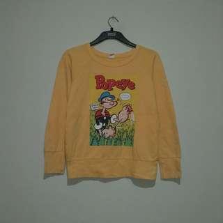 UNIQLO Popeye Sweater Original