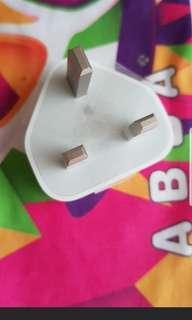 Iphone plug authentic