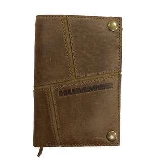 Hummer Leather Men's Wallet