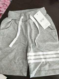 Boys shorts clearance size 100