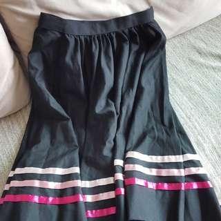 Character skirt ballet length 50cm
