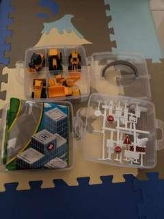 工程車模型玩具