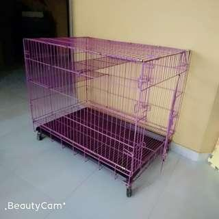 Pet Cage (used for kitten previously)