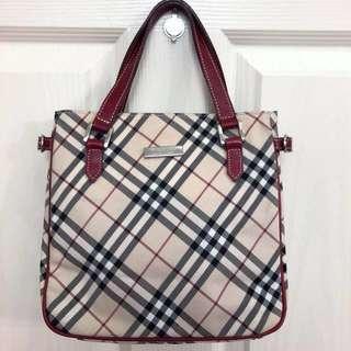 Burberry Vintage Handbag 中古手袋