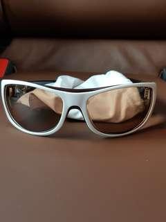 Oakley Sideways Asian Fit White