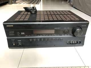 ONKYO TX-SR608 7.2channel AV Receiver Amplifier (Faulty HDMI)
