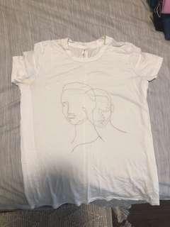 Aritzia The group by Babaton T-shirt