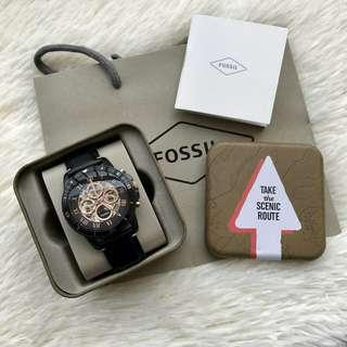 Ready Stock !!! New Original Fossil Grant Sport Automatic ME3138