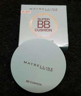 Maybelline Super BB Cushion New