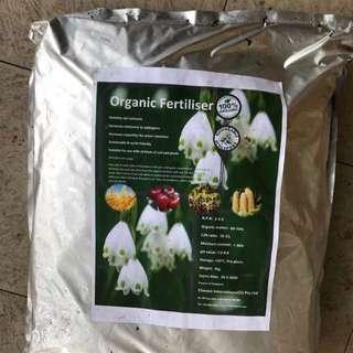 Local Organic Fertilizer(本地有机肥)