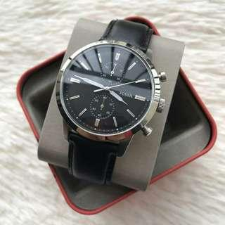Ready Stock !!! New Original Fossil Townsman Chronograph FS5396