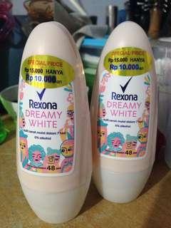 Rexona Deodoran
