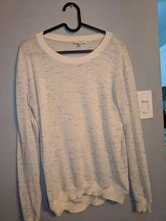 Aritzia Wilfred sweater XS