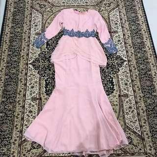 Baju Kurung Manik/ Kurung Modern Beaded