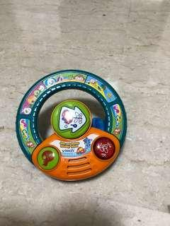 Vtech steering wheel