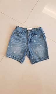 🚚 童裝 男童牛仔短褲