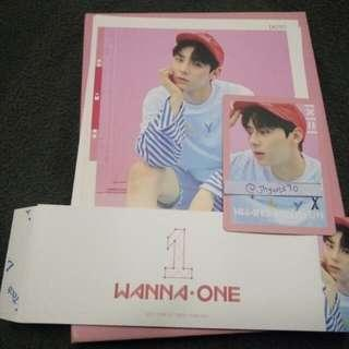WTS WANNA ONE TO BE ONE Hwang Min Hyun
