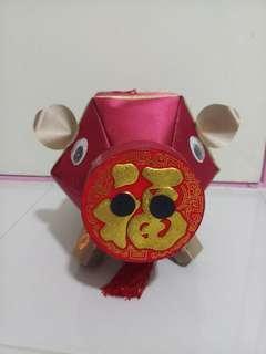 DIY HongBao pig