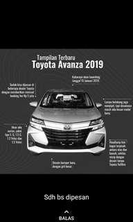 Avanza 2019. READY
