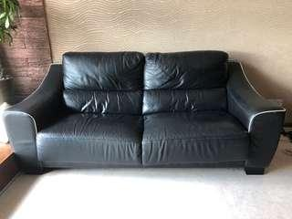3-Seater Sofa and Coffee Table