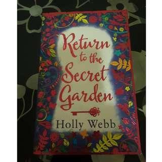 Children Books Return to the Secret Garden