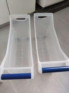 Organization container $5.00 each