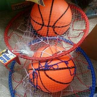 Mainan set ring basket