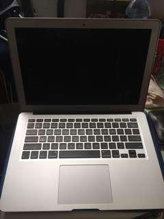 MacBook Air 13inch 2014