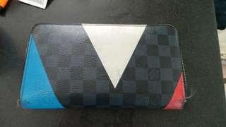 For sale LV wallet americas cup limited edition