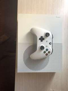 Xbox One S (Perfect Condition)