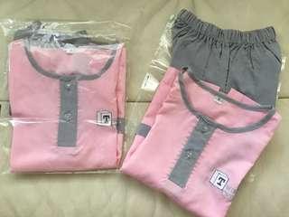 Twinkle Childcare Uniform 2 sets