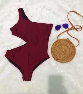 Soak Swimwear Monokini Swimsuit