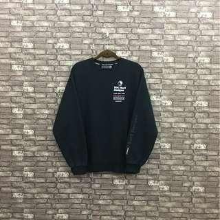 T&C Surf Design Sweatshirt Black Sweater