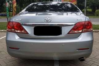 camry 2.4 V At Th 2008 , unit terawat